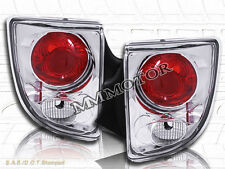 2000 01 02 03-05 TOYOTA CELICA TAIL LIGHTS CHROME LAMPS