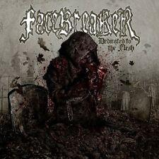 FACEBREAKER - Dedicated To The Flesh  [Ltd.WHITE Vinyl] LP