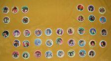 Coca Cola Knibbelbilder 38 Pop Stars 1983 Serie Sammel Bilder Flaschendeckel