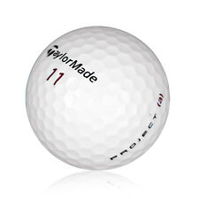 48 TaylorMade Project (a) Mint Used Golf Balls AAAAA