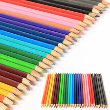 COLOURING PENCIL PACK 30 x LARGE SET FOR SCHOOL CLASS CHILDREN KIDS CHEAP PRICE