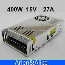 400W 15V 27A Single Output Switching power supply AC to DC SMPS