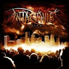 ANTAGONIST: EXIST CD! END WELL ~ MAROON ~ THROUGH THE EYES OF THE DEAD! EX