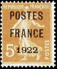 """FRANCE PREOBLITERE TIMBRE STAMP N° 36 """" SEMEUSE SURCHARGE 5C """" NEUF (x) TB"""