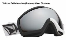NEW Electric EG2.5 Volcom Collaboration mens ski snowboard goggles 2013 Msrp$180