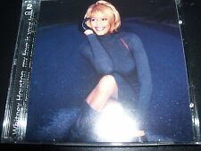 Whitney Houston My Love Is Your love Limited Australian 2 CD With Remixes Disc
