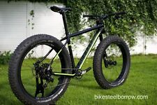 Cannondale FAT CAAD 1, Gr. Medium -  Fatbike