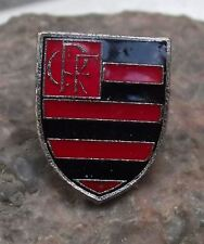 Rare Clube de Regatas do Flamengo Soccer Football Team Supporters Pin Badge