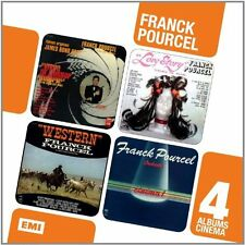Pourcel,Franck-Coffret Cinema [Ltd.Edition]  CD NEW