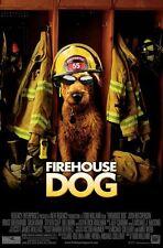 FIREHOUSE DOG 13.5x20 PROMO MOVIE POSTER