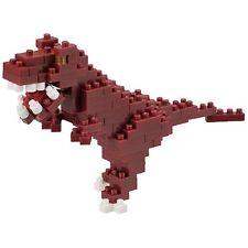 Dinosaur Nanoblock Micro Building Blocks - Tyrannosaurus
