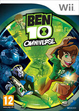 BEN 10 OMNIVERSE (Wii) - BenTen - 16 playable heroes. Ten =VGC✔