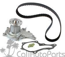 FITS: 88-92 Toyota Corolla 1.6L 4AF 4AFE 16V DOHC Timing Belt & Water Pump Combo