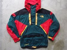 Vintage 90s North Face TNFX Extreme Pullover Jacket Size M - XL Rasta