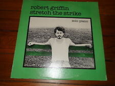 ROBERT GRIFFIN STRETCH THE STRIKE LP SOLO PIANO VG++ SPUD (Jazz Record Vinyl)