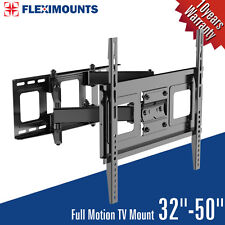 "Articulating Full Motion TV Wall Mount Bracket 32""-50"" 35 36 37 39 40 42 46 47"