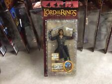 ToyBiz Lord of the Rings Figure MOC - Two Towers SUPER POSEABLE ARAGORN HELMS