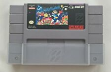 Used SNES Super Bomberman cartridge only!