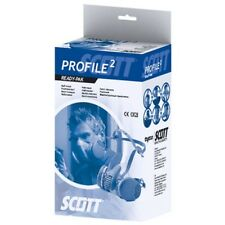 SCOTT Profile 2 - P3 Ready Pak 053070 Mask & Filters Set Complete