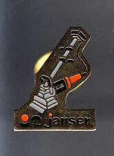 RARE PINS PIN'S .. AGRICULTURE TRACTEUR TRACTOR BTP OUTIL TOOL JANSER ~BB