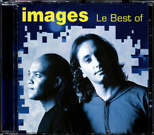 IMAGES - LE BEST OF - LES DEMONS DE MINUIT - LE COEUR EN EXIL -  CD ALBUM [1434]