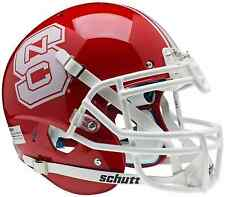 NORTH CAROLINA STATE WOLFPACK Schutt AiR XP AUTHENTIC Football Helmet