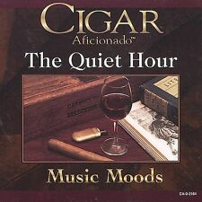 FREE US SH (int'l sh=$0-$3) NEW CD Various Artists: Cigar Aficionado: Quiet Hour