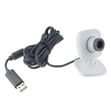 USB Webcam Photo Video Gaming Web Camera For XBOX 360 Live Chat Vision PC Win7