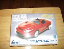Revell Basic Builder Ford Mustang Mach III - 1:25 Scale