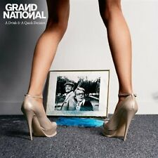 Grand National - A Drink And A Quick Decision (NEW CD)