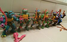 vintage teenage mutant ninja turtles lot