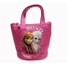 "Disney Frozen Anna & Elsa 3"" Hot Pink Coin Purse-Brand New with Tags!!!"