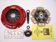 XTD STAGE 2 STREET CLUTCH KIT 2005-2008 TOYOTA COROLLA 1.8L DOHC 5 SPEED