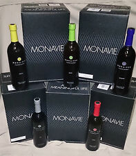 Monavie - 1 Case(4 Bottles) - Choose: ESSENTIAL, ACTIVE or MX!