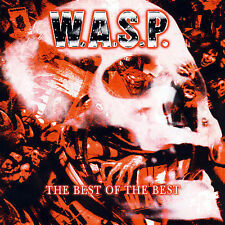 NEW The Best Of The Best [uk Version] [digipak] by W.A.S.P. CD (CD) Free P&H