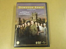 4-DISC DVD BOX / DOWNTON ABBEY - SERIES 2 ( MAGGIE SMITH, HUGH BONNEVILLE )