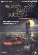 The City Of Lost Children,1995 (DVD,All,New) Ron Perlman, Daniel Emilfork