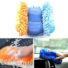 Hot New Ultrafine Fiber Chenille Anthozoan Car Wash Gloves Car Washer Supplies