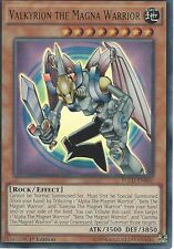 YU-GI-OH CARD: VALKYRION THE MAGNA WARRIOR - ULTRA RARE - YGLD-ENB01 - 1st ED