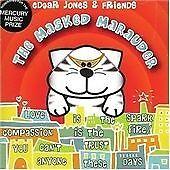 EDGAR JONES & FRIENDS - THE MASKED MARAUDER         CD Album    (2008)