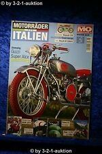 Mo Sonderheft Motorräder aus Italien Nr.18 Ducati Scrambler Guzzi Super Alce Pat