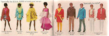 LIVING BARBIE & SKIPPER (1970) small 36-page mod catalog Stacey Christie Julia