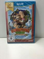 Nintendo Wii U gioco Select: Donkey Kong Country Tropical Freeze NUOVO & OVP