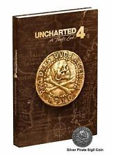 Uncharted 4: a Thief's End Collector's Edition Strategy Guide by Prima Games...