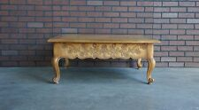 Coffee Table / Cocktail Table / Country French Coffee Table by Drexel Heritage