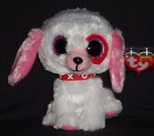 "TY BEANIE BOOS BOO'S - DARLIN the 6"" DOG - MINT with MINT TAGS"