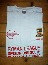 KINGSTONIAN FC football shirt XXL rare soccer jersey Kingston University Surrey