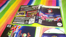 UEFA Euro 2008  (Xbox 360 2008) USED VIDEO GAME SOCCER COMPLETE FREE US SHIPPING