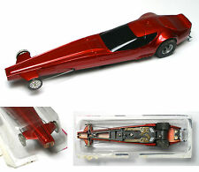 1975 Aurora AFX 4GearMagnatraction DYNO-MITE DRAGSTER Slot Car 1792 NoNoseChrome