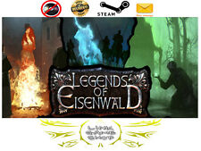 Legends of Eisenwald PC Digital STEAM KEY - Region Free